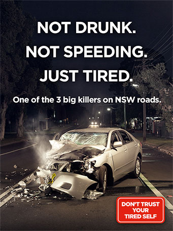 Is the Government Anti Distraction and Anti Fatigue unless it comes to speeding revenue?
